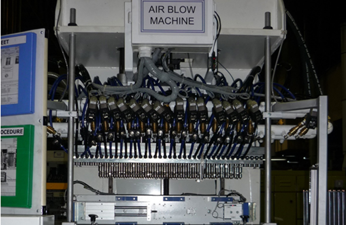 air-blow-machine