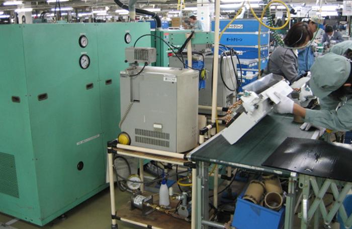 aircond-HE-leak-test-machine