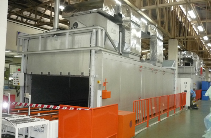 aircond-annealing-oven