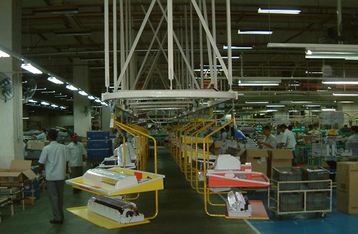 aircond-conveyor-system