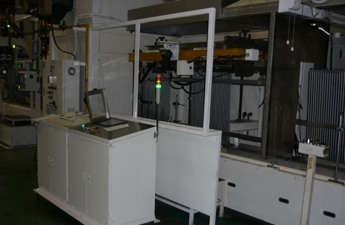 auto-brazing-machine