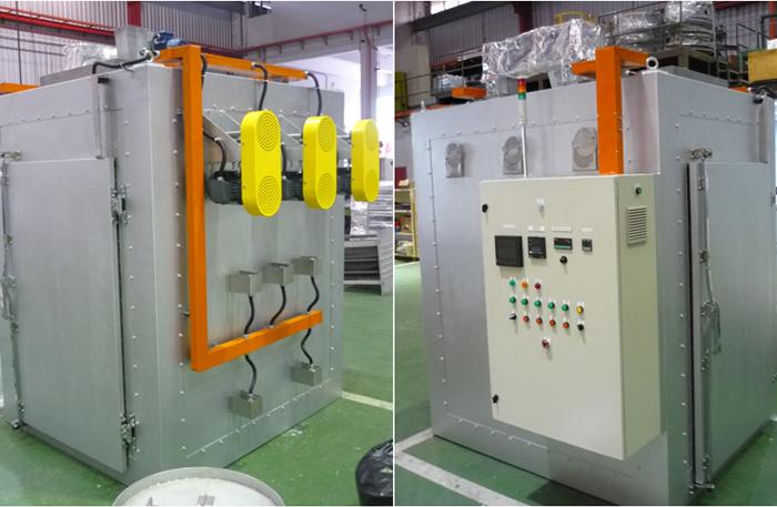 batch-oven-rubber-part
