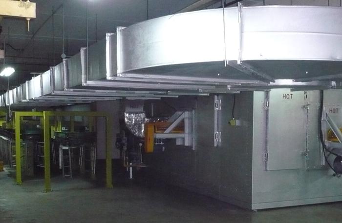 conveyerized-oven-rotor