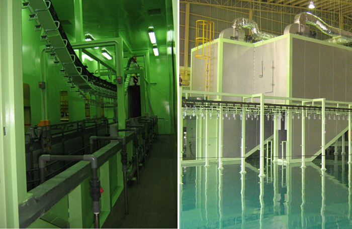 ed-coating-line