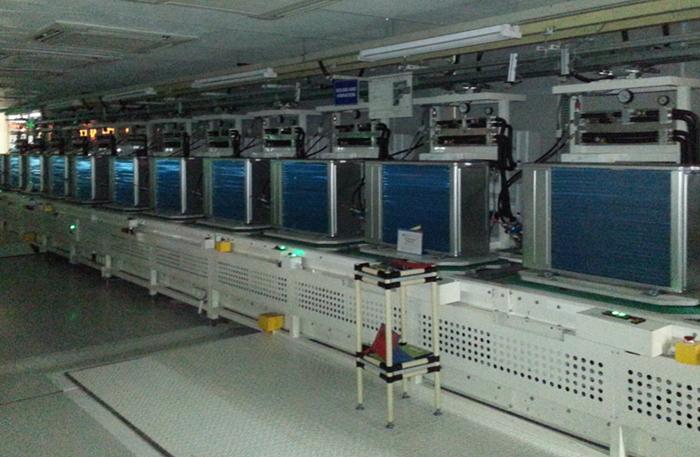 evaporator-assembly-line