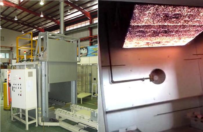 molding-heat-oven